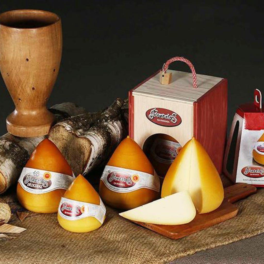 Productos Queixería Fontelas